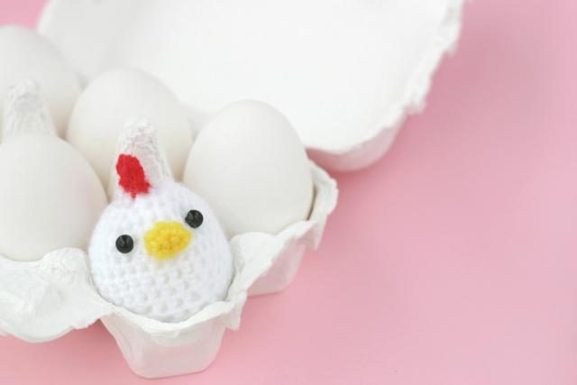 卵で健康に
