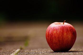 リンゴは医者いらず