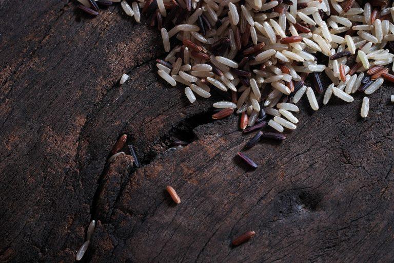 古代米を楽しむ